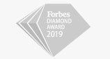 Diament Forbesa 2019 - logo